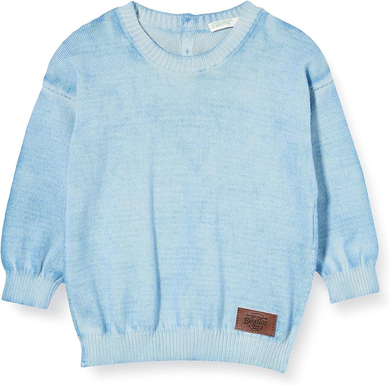 United Colors of Benetton Baby Boys Maglia G//C M//L Jumper