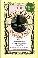 The Wicked Years Complete Collection: Wicked, Son of a Witch, A Lion Among Men, and Out of Oz (eBook Bundle) Kindle Edition