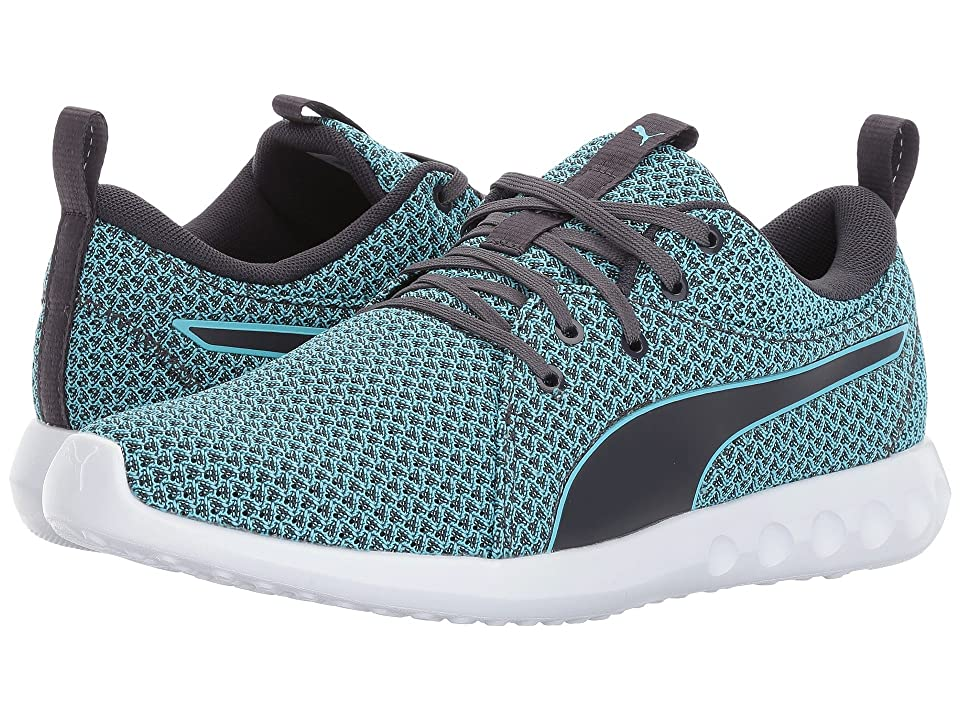 PUMA Carson 2 Knit (Periscope/Neutral Grey Turquoise) Women