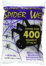 Fun World Spider Web For Indoor/Outdoor Use