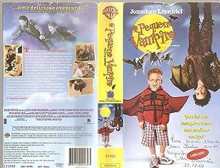 O Pequeno Vampiro - VHS Dublado