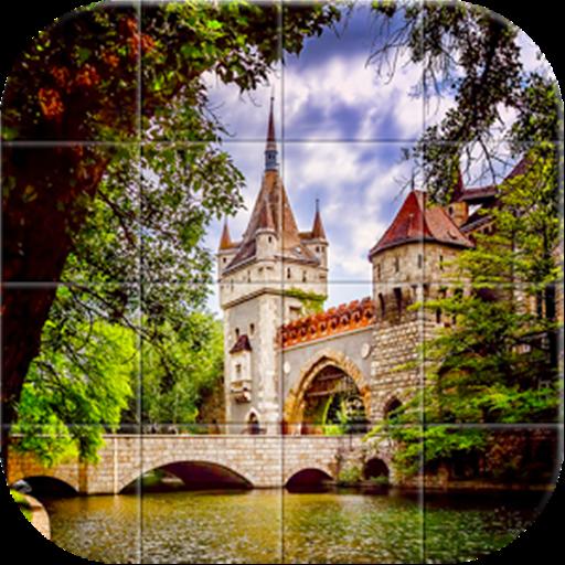 Puzzle games: Castle