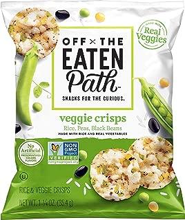 Off The Eaten Path Mosaic Veggie Crisps, 16 Count