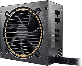 be quiet! Pure Power 10 600W cm, BN674, Non-Modular, 80 Plus Silver, Power Supply