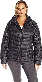 Women's Plus Size Performance Nylon Synthetic Down Jacket