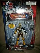 Power Rangers SPD Space Patrol Delta Yellow Delta Armor Chrome Ranger MOC NEW