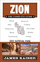 Topographic Map Of Zion National Park
