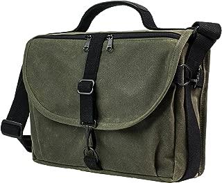 Domke Heritage 肩包相机包,绿色 (701-83M)