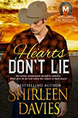Hearts Don't Lie: Contemporary Western Romance (MacLarens of Fire Mountain Contemporary Series Book 6) Kindle Edition