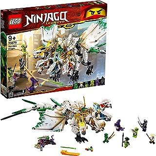 LEGO Ninjago The Ultra Dragon 70679 Building Toy