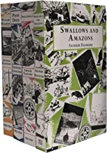 Swallows and Amazons Series Collection Series 4 Books (Winter Holiday, Peter Duck, Swallowdale, Swallows and Amazons) Book...