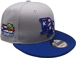 B62830000 570B6783000001 EN Puerto Rico New Era Custom 9Fifty Snapback Hat - Gray, Royal, White, Red