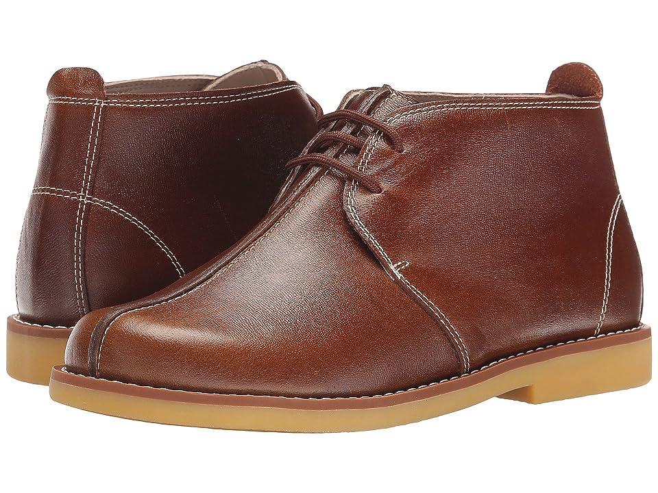 Elephantito Vintage Bootie (Toddler/Little Kid/Big Kid) (Brown) Boys Shoes