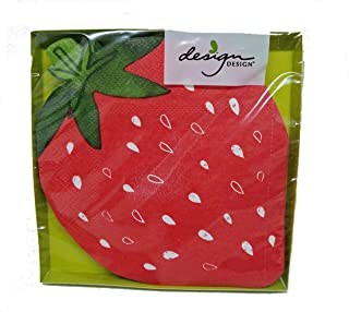 Best strawberry shaped paper plates Reviews