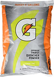 Gatorade Lemon Lime Thirst Quencher Powder Mix, 50.9 Oz