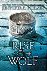 Rise of the Wolf (Mark of the Thief #2) Kindle Edition