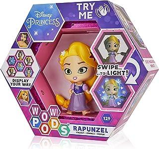 WOW! PODS Disney Princess Rapunzel Collectable Light-Up Figures