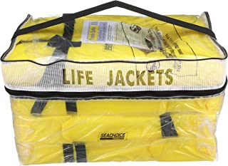 Seachoice Life Vest, Type II Personal Flotation Device � USCG Approved �  Multiple Sizes and Colors