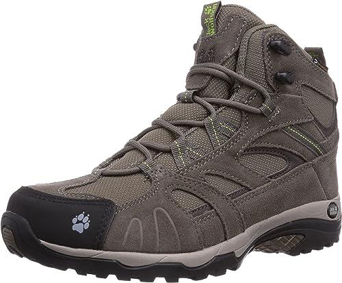Jack Wolfskin Vojo Hike Mid Texapore, Chaussures Chaussures Chaussures de randonnée Femme 110