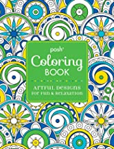 Posh Adult Coloring Book: Artful Designs for Fun & Relaxation (Volume 5) (Posh Coloring Books)