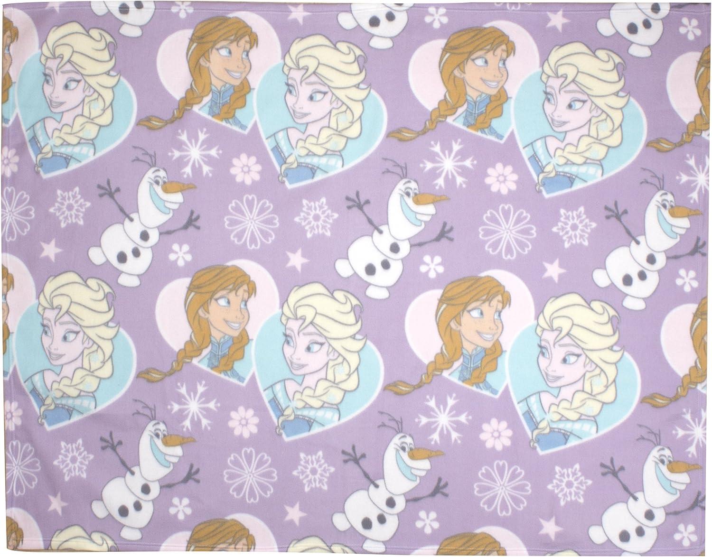 Disney Frozen Crystal Blanket 2021 new Rotary Fleece price