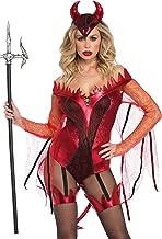 Leg Avenue Women's Sexy Red Devil Costume