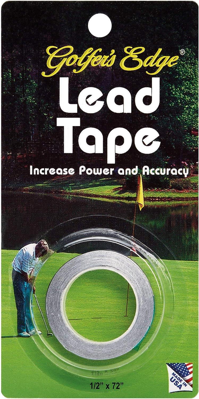 Unique Sports Golf Lead discount Gorgeous Tape 2-inch 72