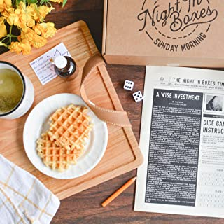 Date Night In Box - Custom Created, Memorable Date Night Subscription: Classic