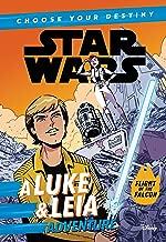 Star Wars A Luke & Leia Adventure: A Choose Your Destiny Chapter Book
