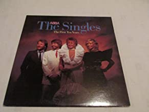 ABBA The Singles The First Ten Years