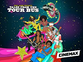 mike judge presents tales from the tour bus episodes