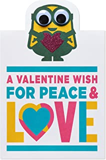 American Greetings Valentine's Day Card for Kid (Despicable Me, Bananas)