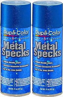 Dupli-Color MS400 Ocean Blue Metal Specks - 11 oz. … (2 PACK)