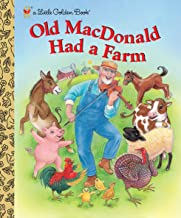 Old MacDonald Had a Farm (Little Golden Book) (English Edition)