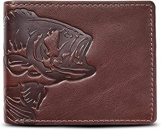Best men's fishing wallets Reviews