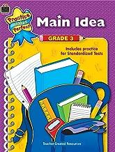 Main Idea Grade 3: Grades 3 (Practice Makes Perfect)