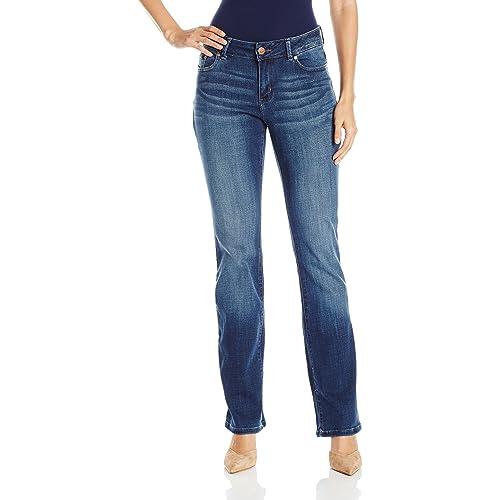 cf971fd9 LEE Women's No-Gap Waistband Regular Fit Bootcut Jean