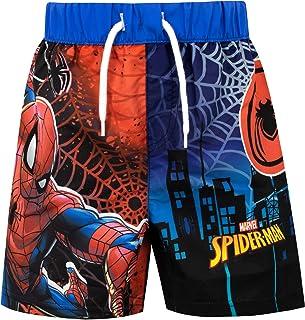 Marvel Boys Spiderman Swim Shorts