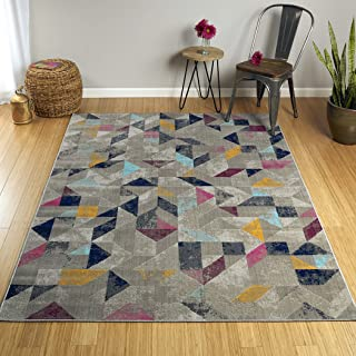 Kaleen 2' x 3' Area Rug in Multi-Color, Indoor/Outdoor Zuma Beach Collection