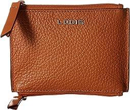 Lodis Accessories - Kate Frances Double Zip Pouch