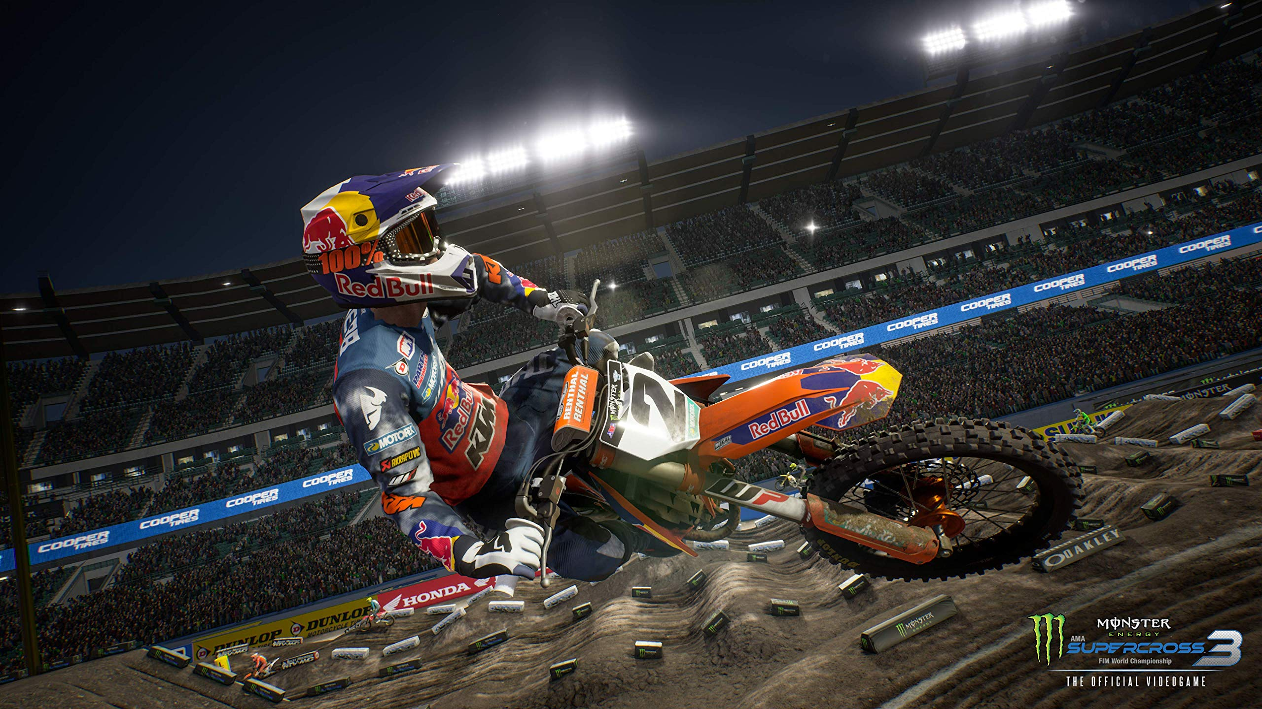Monster Energy Supercross - The Official Videogame 3 pour PS4 ...