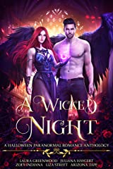 A Wicked Night: A Halloween Paranormal Romance Anthology Kindle Edition