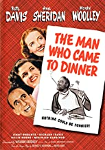 the man who came to dinner movie