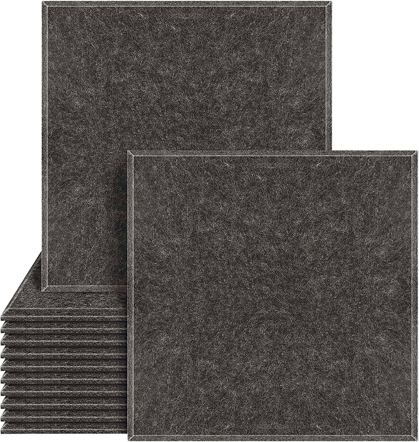Upgraded NEW before selling 12 Pack [Alternative dealer] Acoustic Panels P Proof Foam Sound