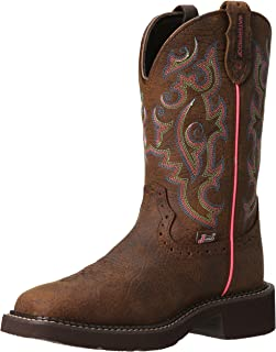 Justin Boots Women's Gypsy Collection 11 Soft Toe Boot