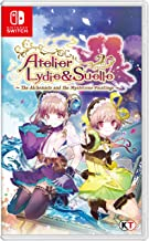 Nintendo Switch Atelier Lydie and Suelle