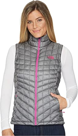 9b73359594d1 The North Face. Apex Canyonwall Vest.  79.95. Mid Grey Violet Pink