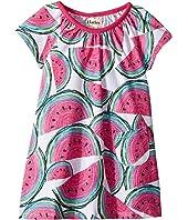 Summer Delight Tee Dress (Toddler/Little Kids/Big Kids)