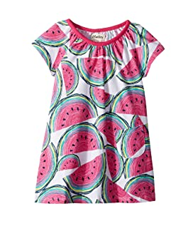 Summer Delight Tee Dress (Toddler/Little Kids/Big Kids)