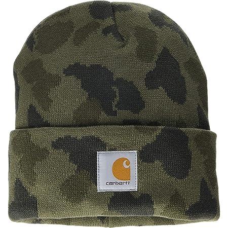 Carhartt .104557.B12.S000 Camo Watch Hat, Tarmac/Duck Camo
